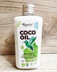 Кокосовое масло первого холодного отжима Tropicana 250 мл