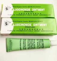 Мазь Fluocinonide ointment 10 г