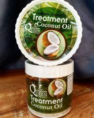 Маска для лечения волос с кокосовым маслом 500 мл
