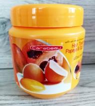 Маска на основе папайи и яичного желтка 500 мл