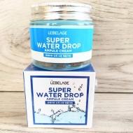 Ампульный крем-сыворотка Super Water Drop