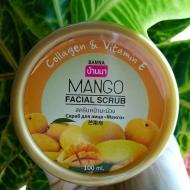 Скраб для лица с манго