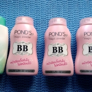 BB-пудра розовая