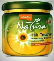 Маска для волос Natura Lolane с подсолнухом 250 г