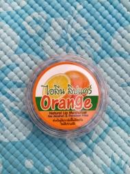 Бальзам для губ с Апельсином
