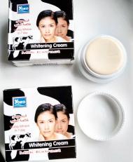 Осветляющий крем с молочным эффектом 4 г