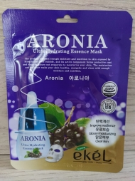 Тканевая маска ARONIA c черноплодной рябиной