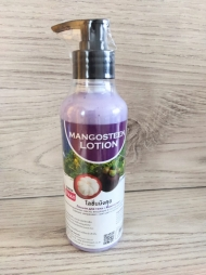 Крем-лосьон Banna для тела с мангостином